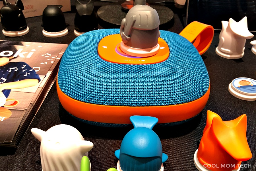 Jooki: Why we adore this 21st century jukebox for kids | CES 2018