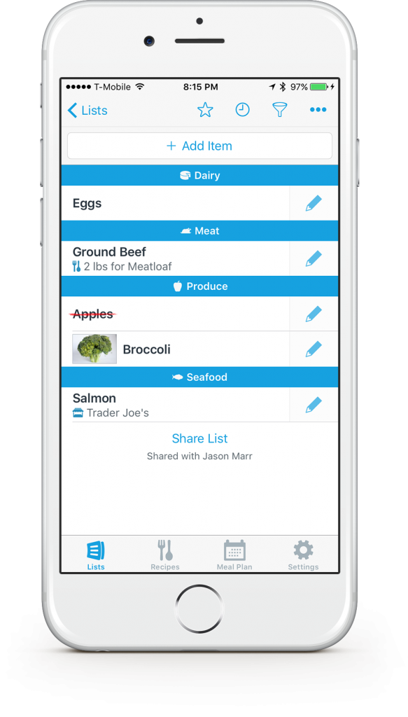 The AnyList app is the best thing to happen to grocery shopping lists | Cool Mom Tech