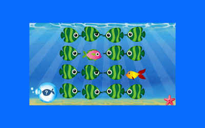 Fish School: Teaching preschoolers letters, numbers, shapes, and more.