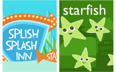 Splish Splash Inn: An app that teaches your preschoolers math basics