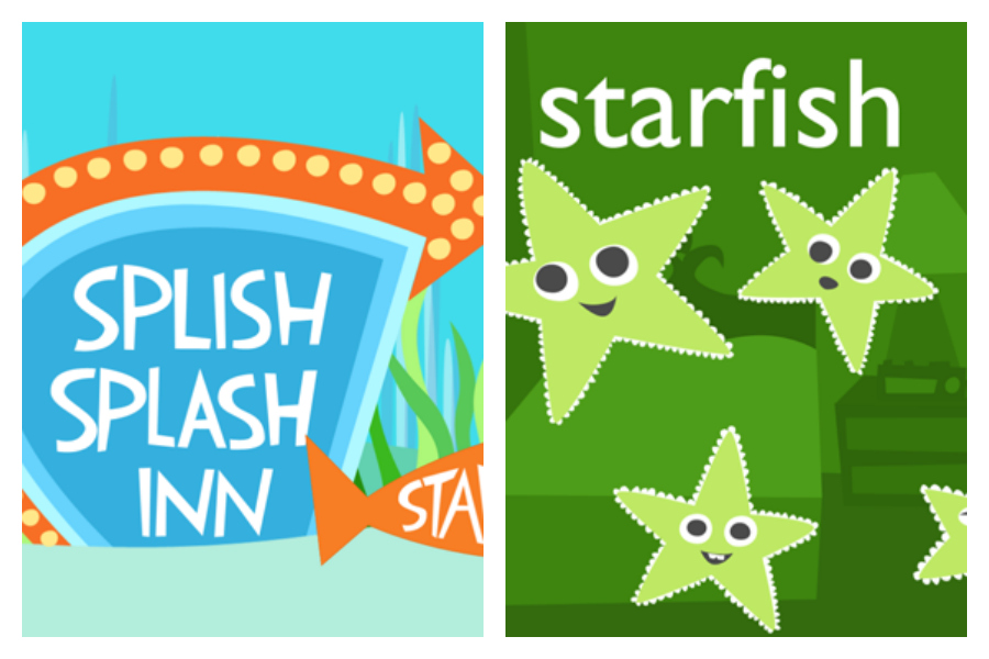 Splish Splash Inn: An app that teaches your preschoolers math basics