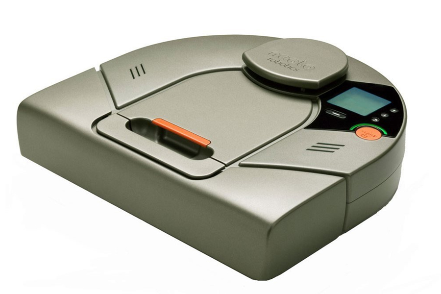 The Neato robotic vacuum sucks. In a good way.