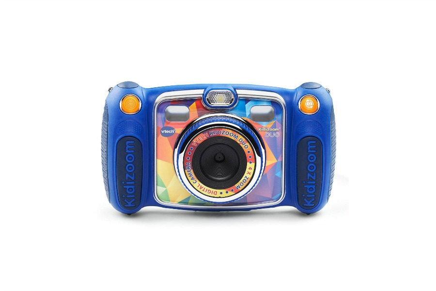 A digital camera for the littlest shutterbugs