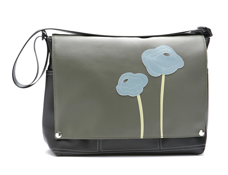 A laptop bag or a diaper bag – you decide