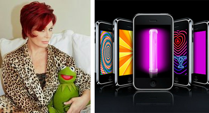 Oh Appy Day! featuring Sharon Osbourne