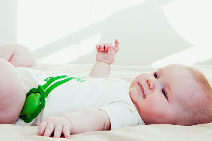 Piquing Our Geek: The ultimate baby monitor is a turtle onesie?