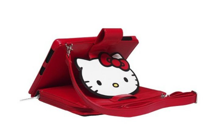 Hello Kitty offers serious iPad protection. (You read that right.)