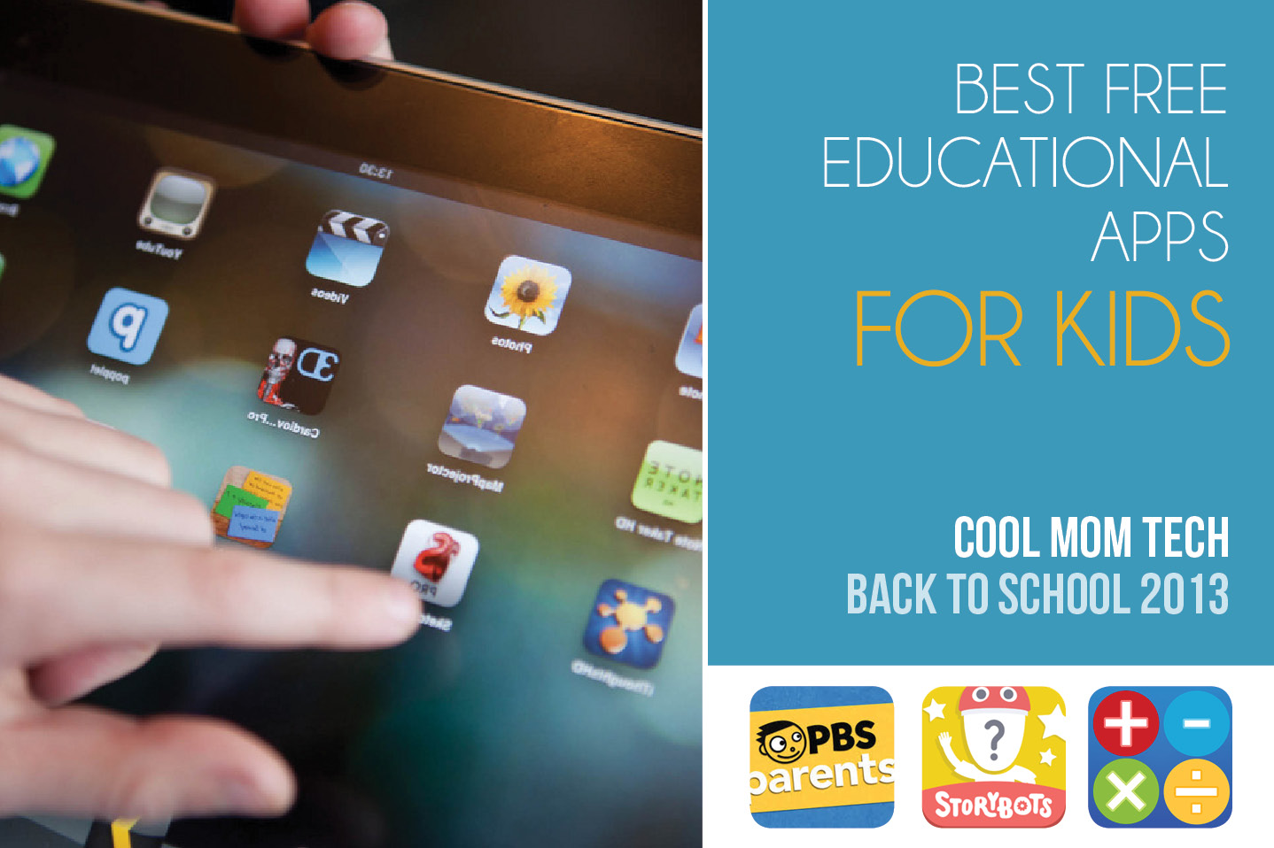 The best free educational apps for kids: Back to School Tech