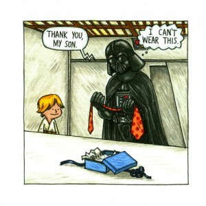 Darth Vader and Son – The perfect book for a Happy Vader's Day