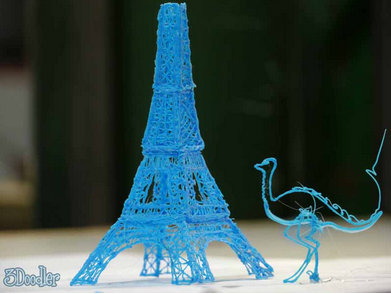 Piquing Our Geek: The 3Doodler