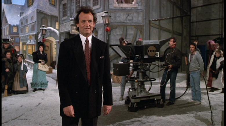 Best Christmas Movies: Scrooged | Cool Mom Tech