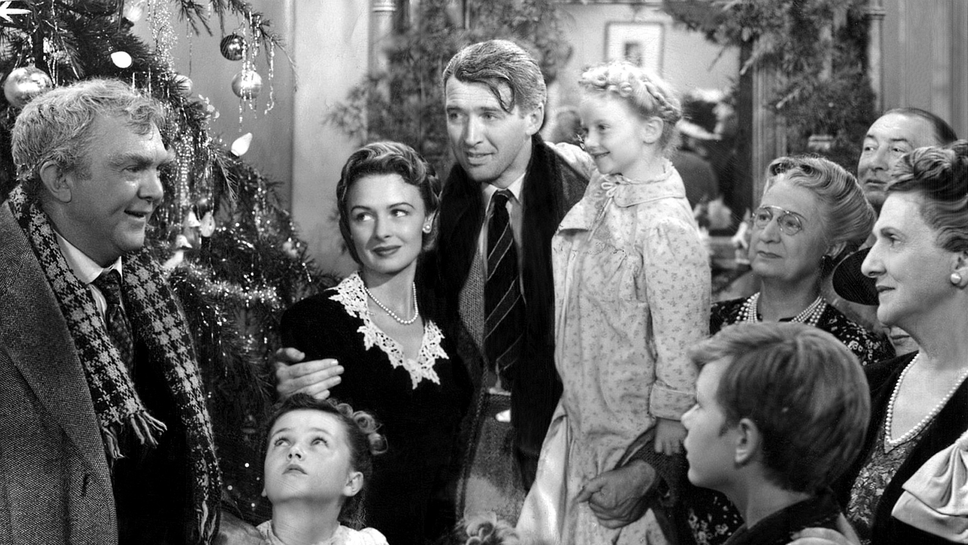 Best Christmas Movies: It's a Wonderful Life