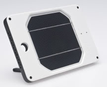 The Joos Orange Portable solar charger: Not just for Al Gore
