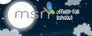 MSN Offers (was Bing Deals) puts money in your teacher's pocket