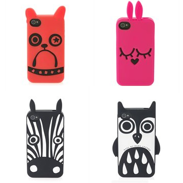 Marc Jacobs turns animals into iPhone cases. Hold the fur.