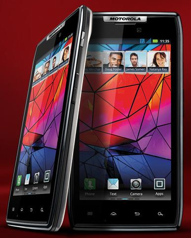 The new Droid RAZR launches and it's come a long way, baby