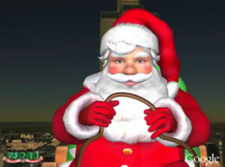 Keep track of Santa Claus with NORAD