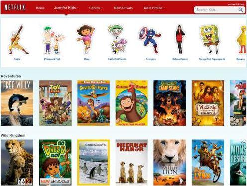 Netflix just made choosing kids movies a little easier