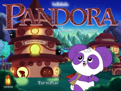 Enter the magical world of Pandora ebooks, where kids become storytellers too