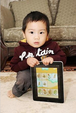 iPads as toddler babysitters: Is technology ever too much?