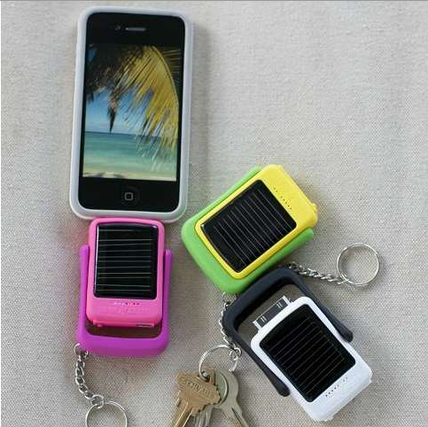 Piquing our Geek: An eco solar phone charger just for teens