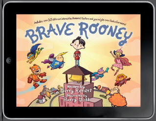 Brave Rooney to the iBook rescue!