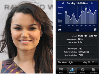Oh Appy Day! Featuring Samantha Barks of Les Miserables