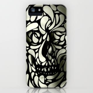 A pirate perfect iPhone case