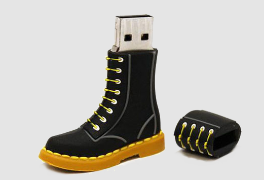 High-tech Doc Martens? Well, kind of.