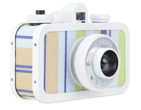 Lomocams with St. Tropez style