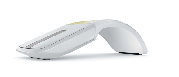 The Arc Touch Mouse actually makes me excited about a mouse. That might be a first.