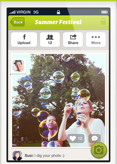 Popset – do you need another photo sharing app? You just might.