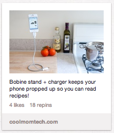 5 of our favorite techie pins on Pinterest this week