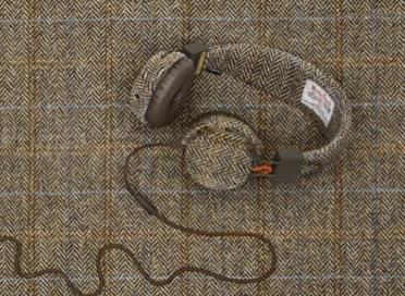 Tweed headphones from Urban Ears, aye!