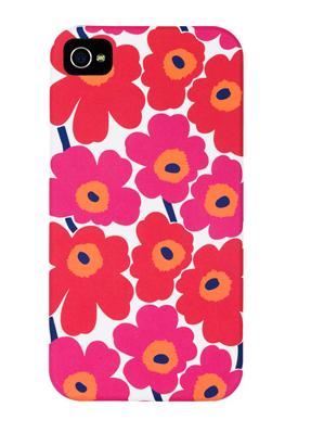 Marimekko iPhone cases: Hold us!