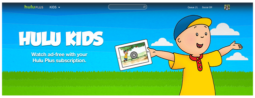 Hulu Kids – A cool new benefit of Hulu Plus for parents