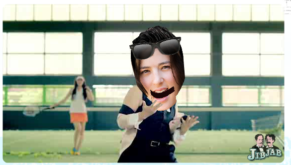 Happy Holidays, Gangnam Style