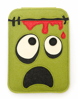 Protecting your iPad Mini with the help of the Undead