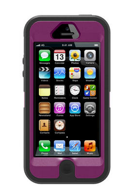 Custom Otterbox cases! Finally, cell phone protection in a cool case you can love.