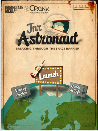 Best kids' apps of 2013: Junior Astronaut | Cool Mom Tech