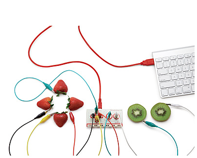 World's coolest new tech toy? MaKey MaKey turns anything into a computer key