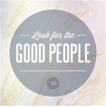 Kids' music download of the week to benefit Oklahoma: Look for the Good People