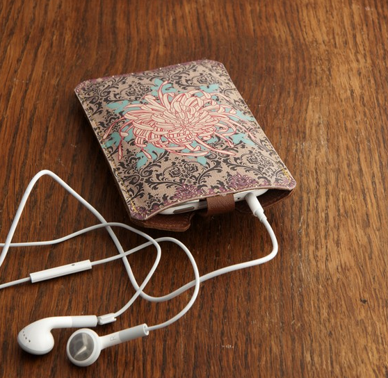 Cool gadget covers. High design. Major coveting