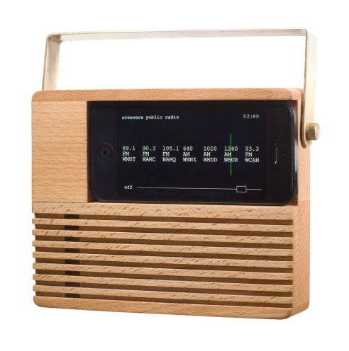 Tune in to retro radio style with your iPhone