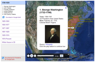 Learn about Presidents on Presidents Day. Go figure!