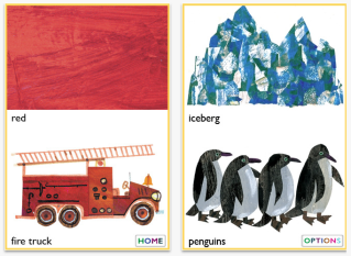 The Eric Carle app: Your children's very first books become their Very First app.