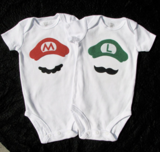 Mario and Luigi, the early years