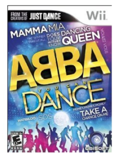 ABBA You Can Dance! And you totally will, despite yourself.