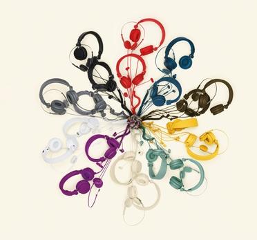 Urbanears Headphones. Pretty, pretty headphones.