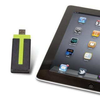 Piquing Our Geek: iPad USB Flash Drive